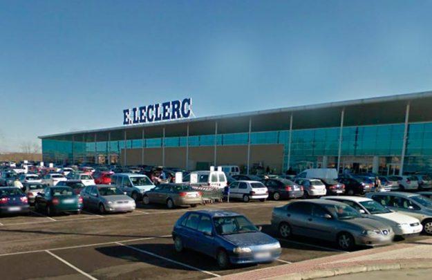 e.leclerc hipermercado centro comercial