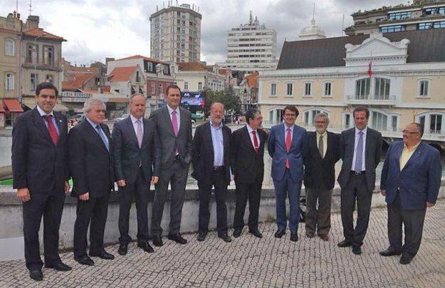 Foto de grupo Aveiro