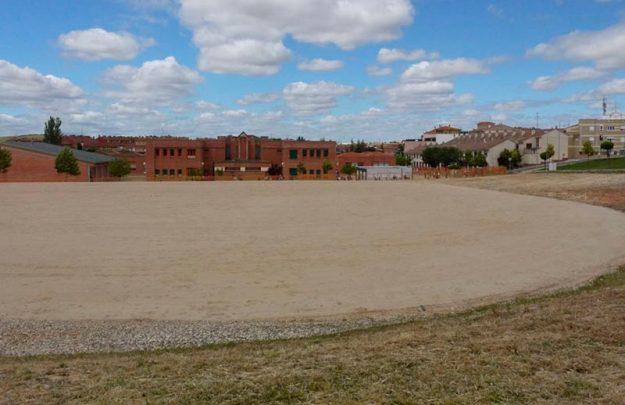 Nuevo campo deportivo de Carbajosa