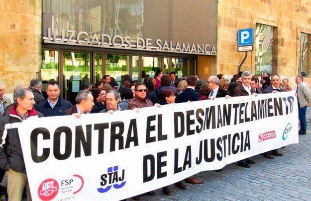 registro civil protestas salamanca