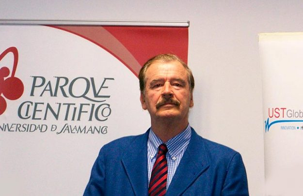 vicente fox ust global