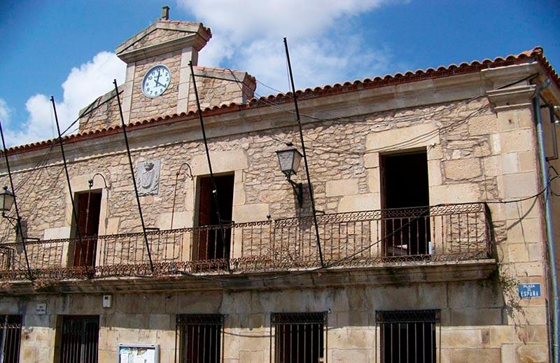 vitigudino ayuntamiento en obras