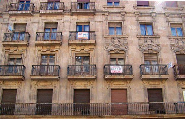 vivienda pisos mercado inmobiliario