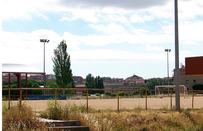 campo de futbol de la salud