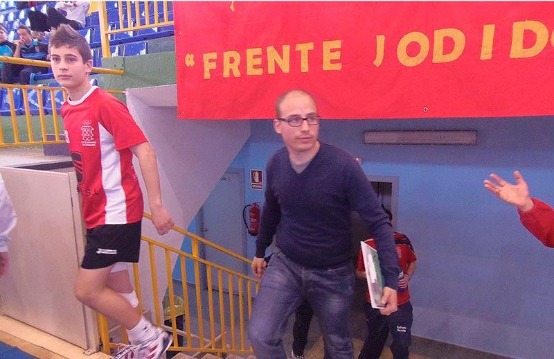 Carlos Martín, nuevo técnico del balonmano bejarano