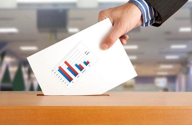 elecciones urna encuestas electorales