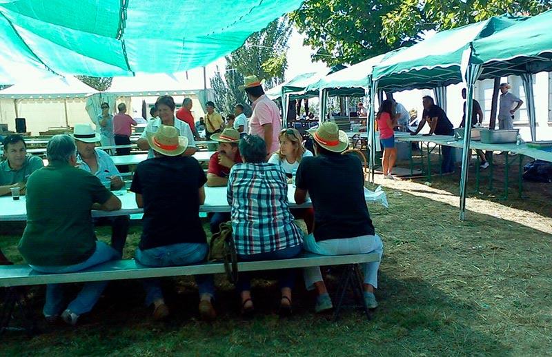 florida de liebana fiestas mercado