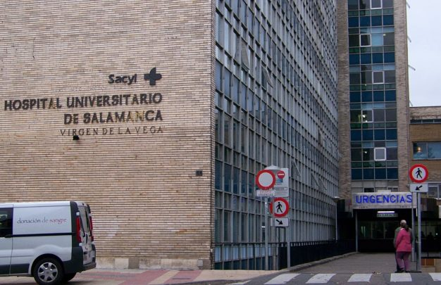 hospital virgen de la vega
