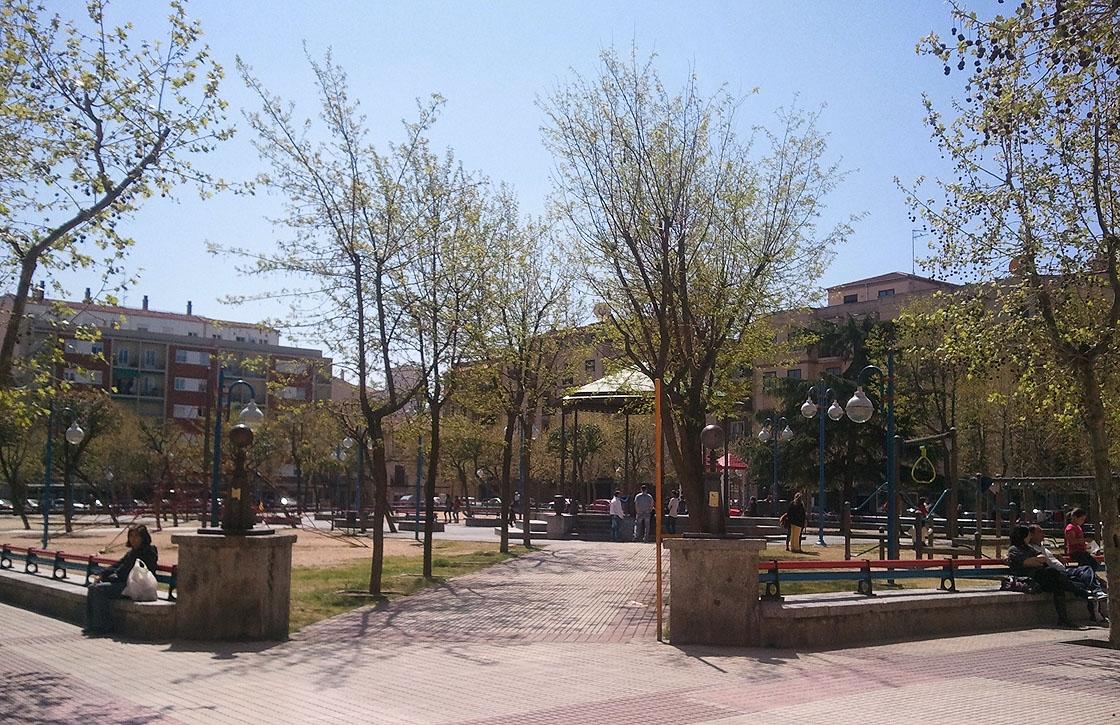 parque garrido