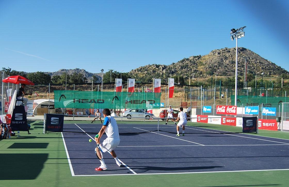 tenis open de bejar