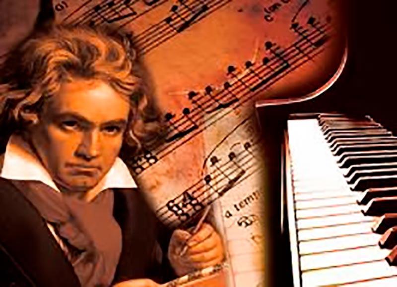 El compositor alemán Beethoven murió sordó.
