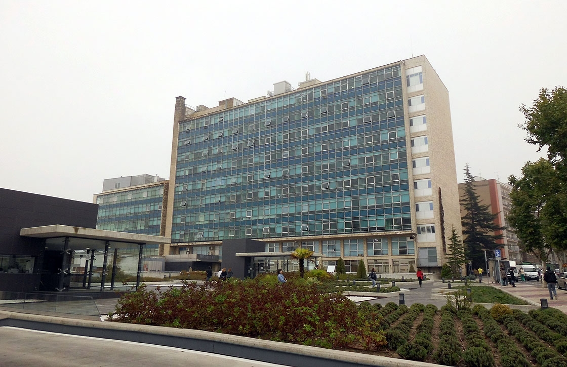Hospital Virgen de la Vega.