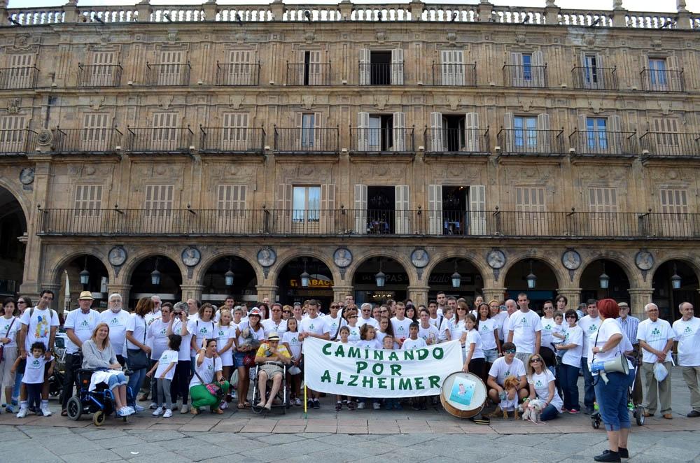 Marcha solidaria alzheimer