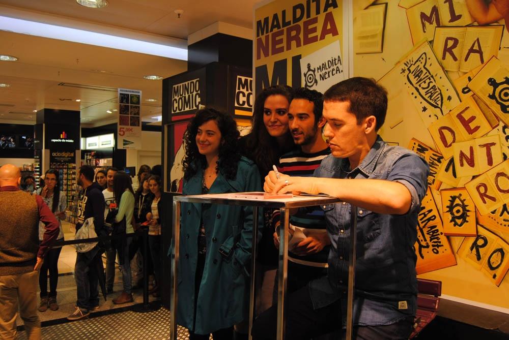 Jorge Ruiz, Maldita Nerea