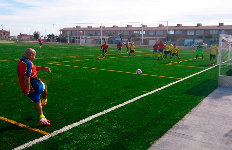 Salamanca, sede del campeonato de España de fútbol 7 en 2015