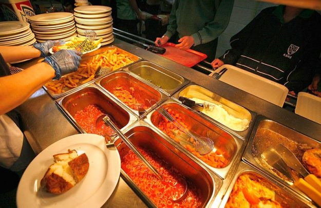 2.772 familias salmantinas acceden a las ayudas de comedor escolar