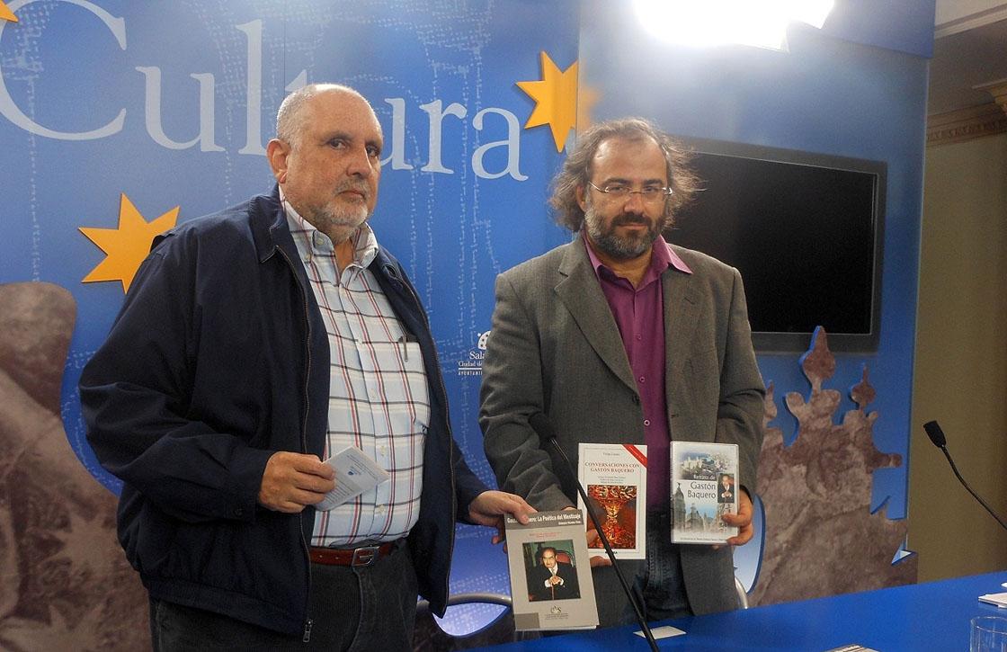 Enrique Viloria Vera y Alfredo Pérez Alencart