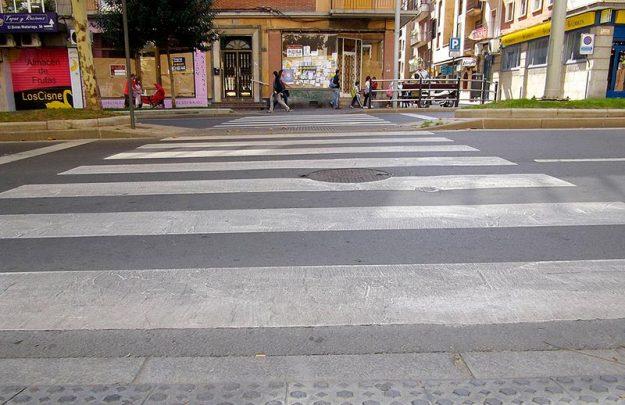 paso peatones avenida portugal