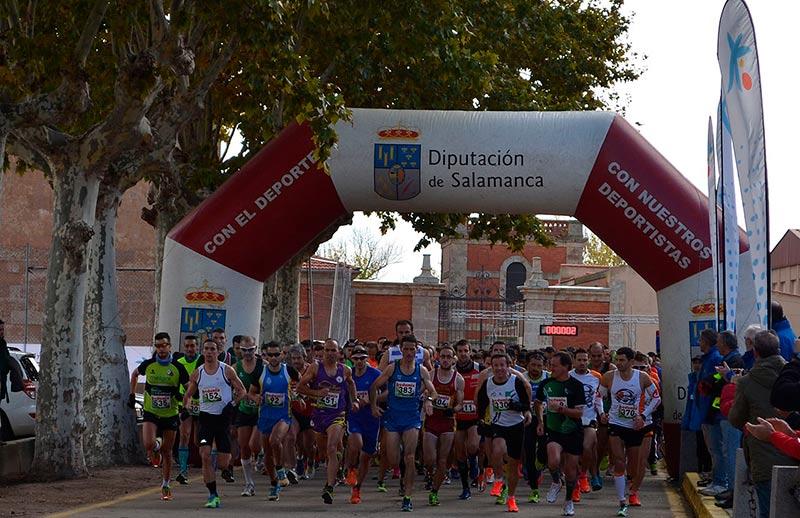 atletismo salida running
