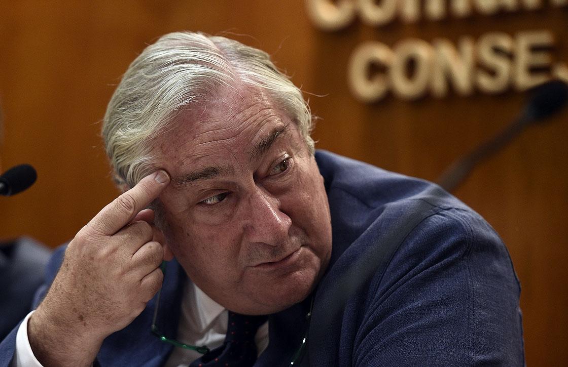 Javier Rodríguez, el consejero de Sanidad de Madrid.
