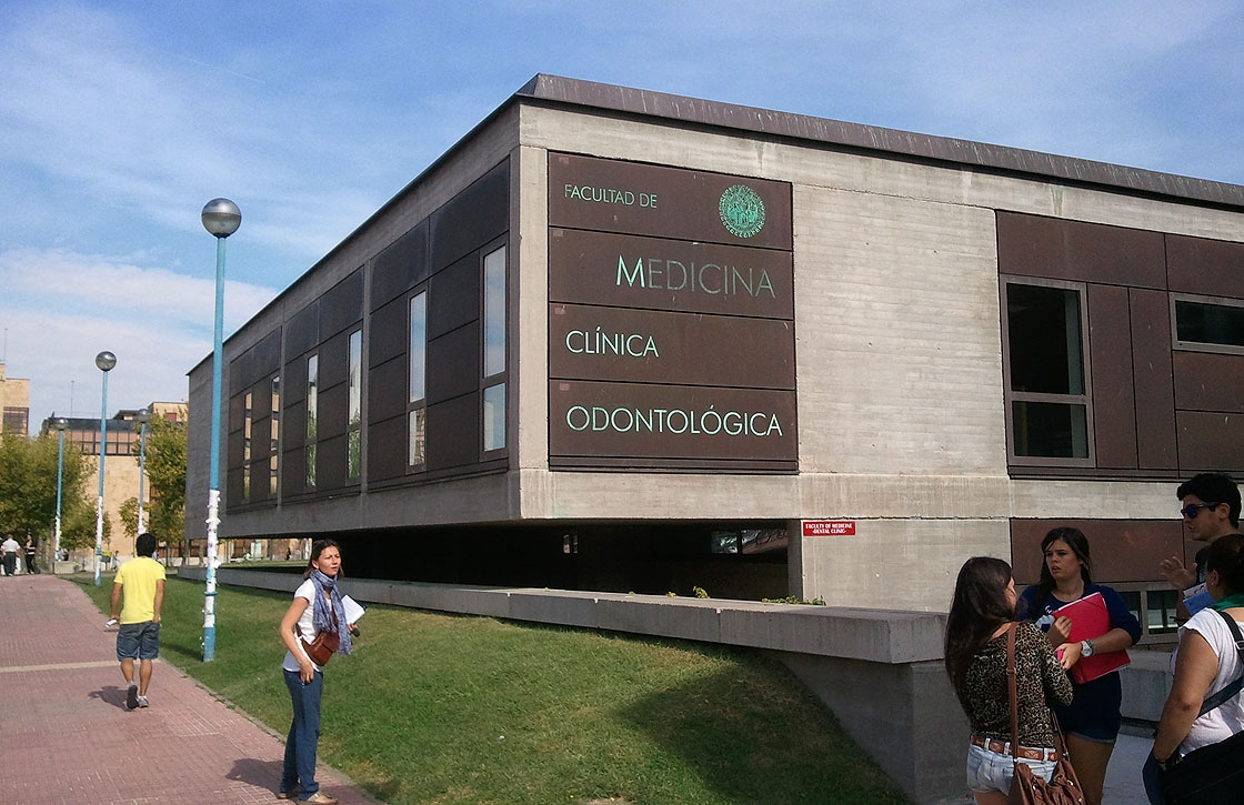 universidad usal facultad medicina clinica odontologia