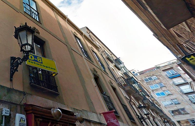 calle doctrinos fotocopiadora