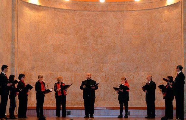 coro escuela municipal musica santa cecilia san blas