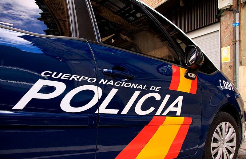 policia nacional coche recurso
