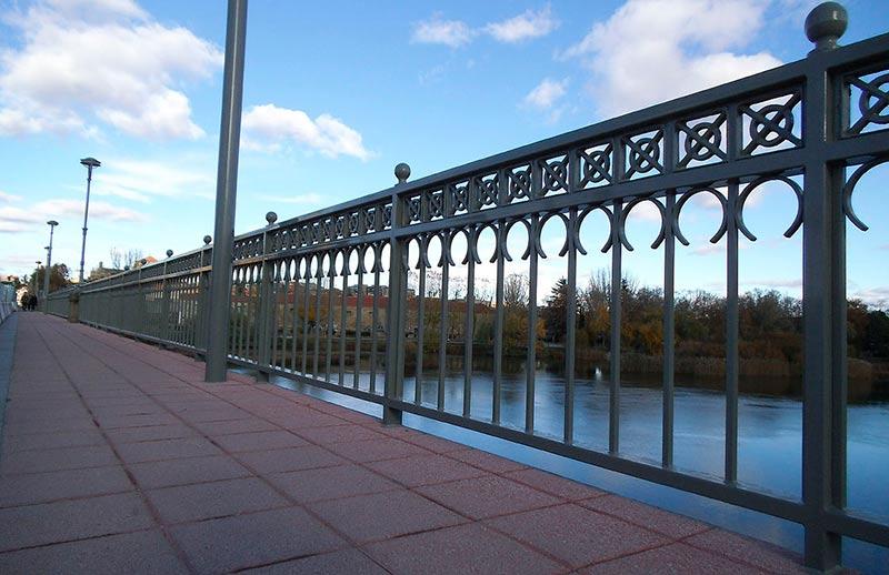 puente enrique estevan obras
