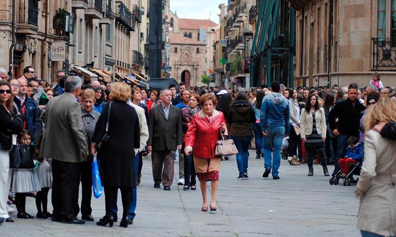 Turistas gente