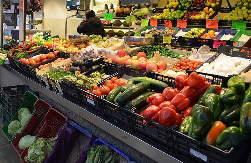alimentos comercio tienda ipc precios inflacion