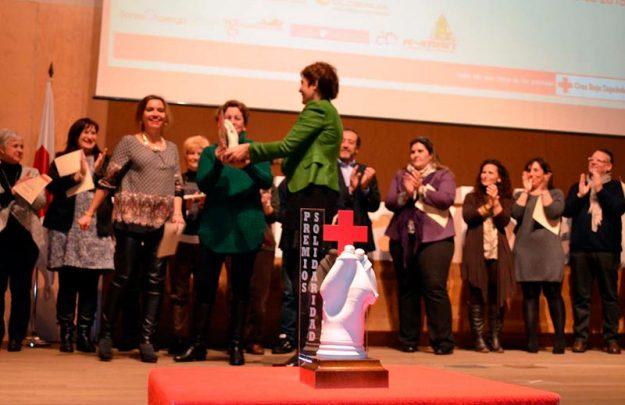 cruz roja gala premios solidaridad