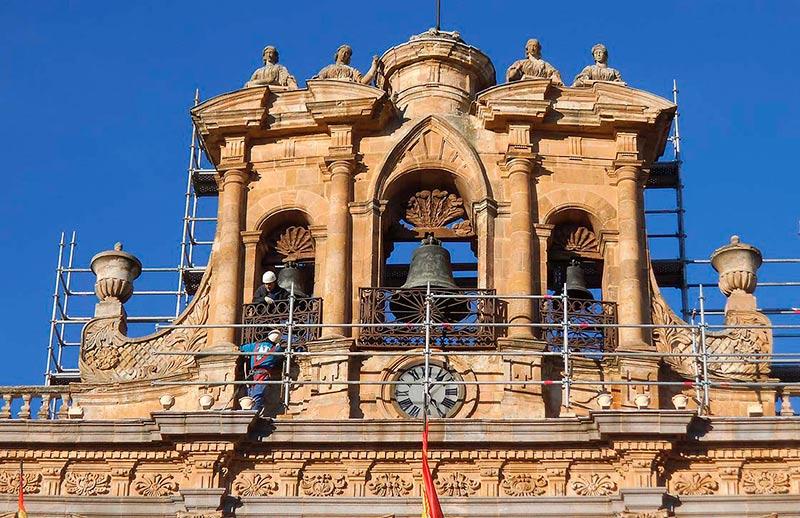 plaza mayor restauracion
