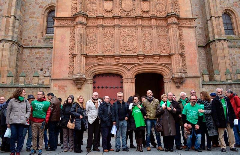 universidad concentracion delegados sindicales contra reforma