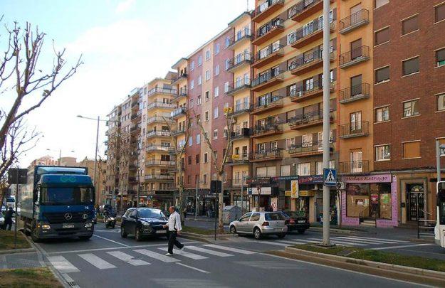avenida portugal paso peatones a eliminar