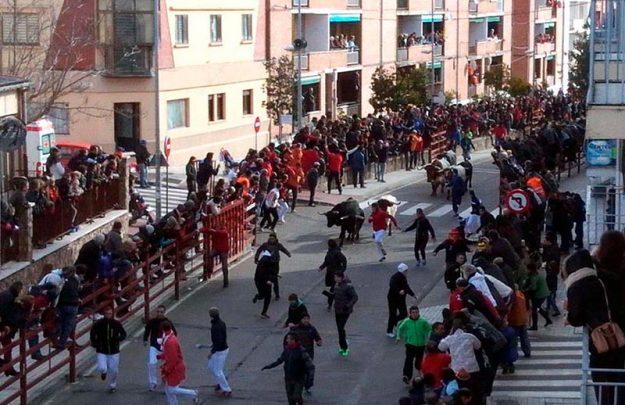 carnaval ciudad rodrigo martes
