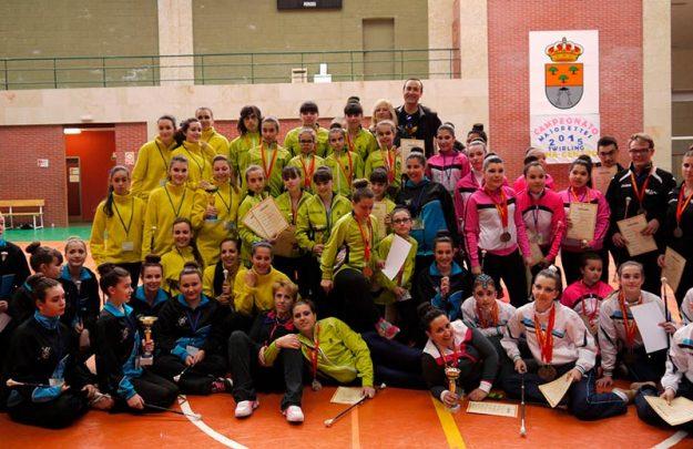 carbajosa Campeonato Majorettes 1
