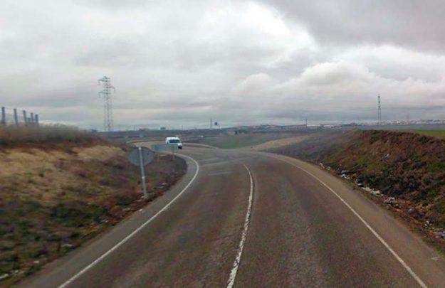 carretera villares poligono