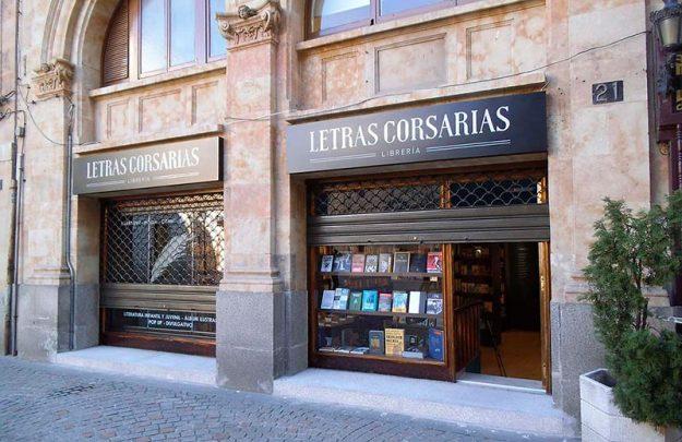 libreria letras corsarias