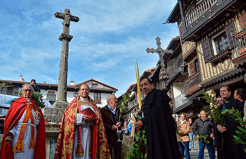 la alberca procesion