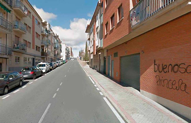 calle don quijote