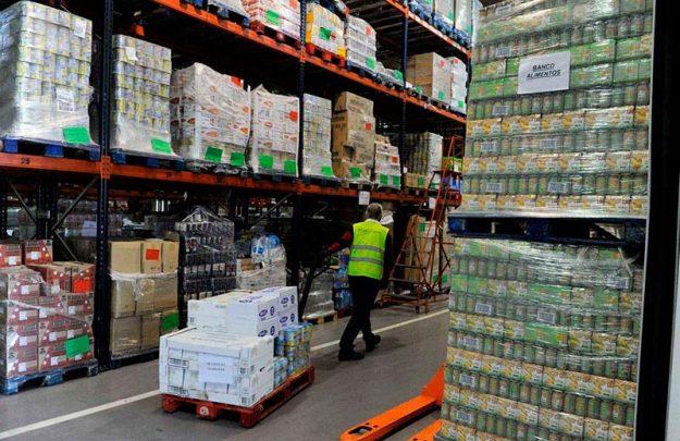 FOTO 3. Banco de Alimentos