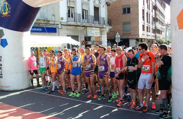 media maraton bejar running atletismo