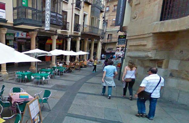 plaza corrillo