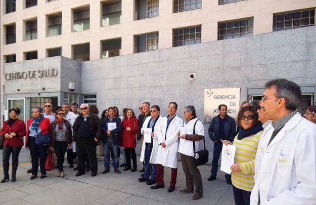 sanidad atencion primaria protesta 2