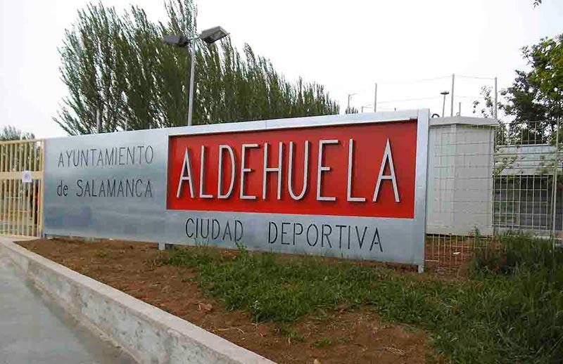 aldehuela ciudad deportiva