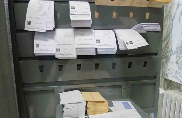 elecciones municipales papeletas votos