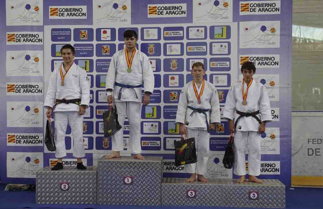 judo david garcia campeon