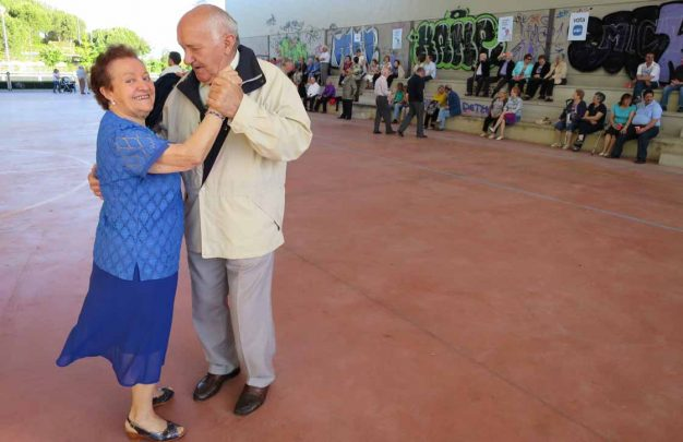 mayores pp baile elecciones
