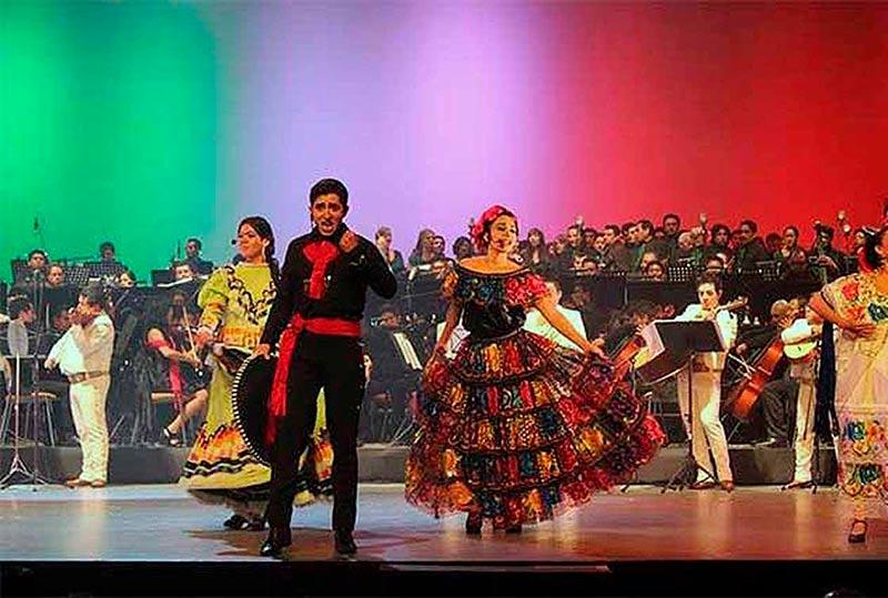 El espectáculo Esto es México tendrá lugar el 9 de septiembre.
